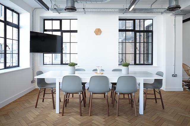 עיצוב המשרד