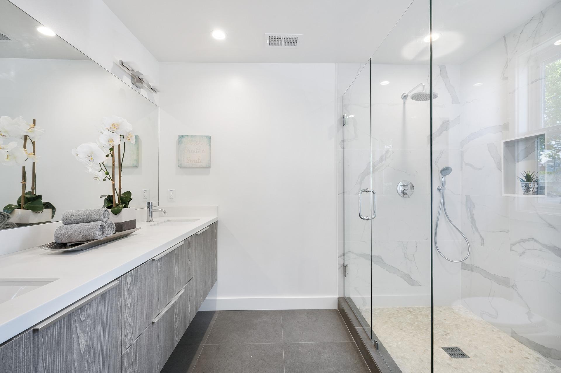 עיצוב מקלחת המדריך המלא